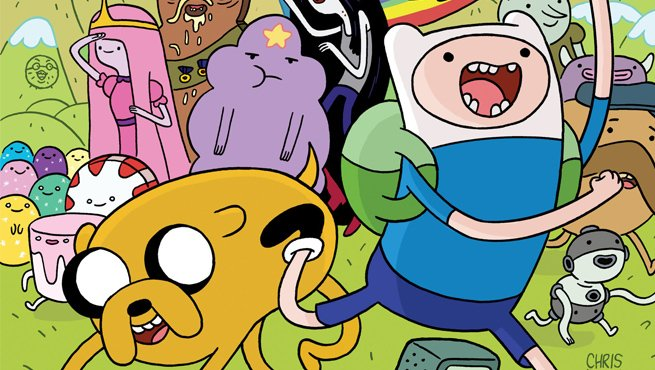 Мультфильм «Время приключений» снова покажут зрителям наCartoon Network
