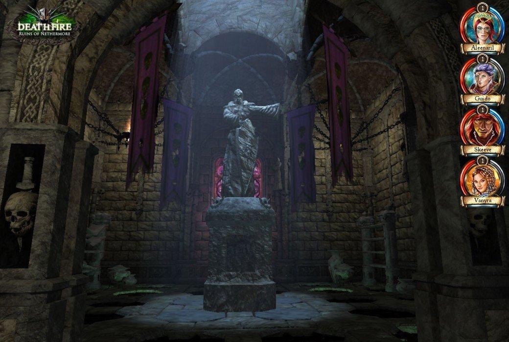 В компьютерную RPG попала цифровая игральная кость  - Изображение 1