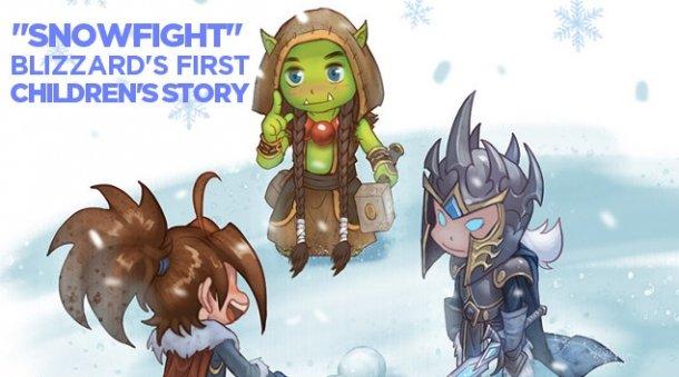 Blizzard представила первую детскую книгу по World of Warcraft. - Изображение 1