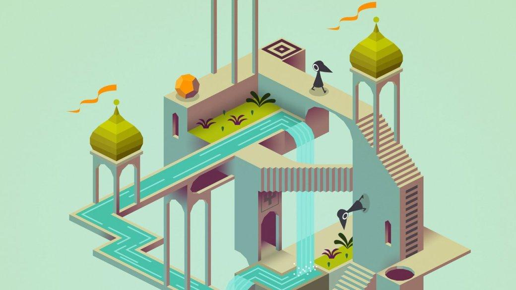 Apple выбрала Threes! и Monument Valley играми года - Изображение 1