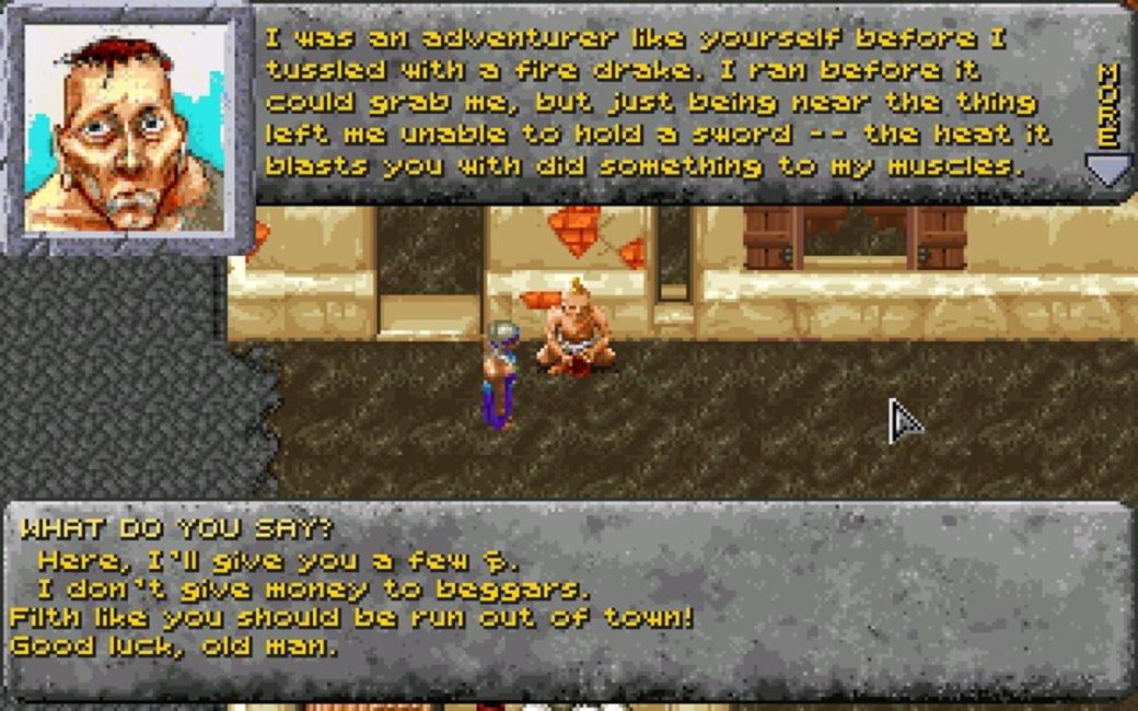 Ролевая классика Krynn, Dark Sun и Ravenloft появилась в GOG. - Изображение 7