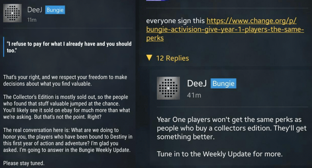 Скандал с Destiny: Эксклюзивный квест за баночку Red Bull и другое - Изображение 3