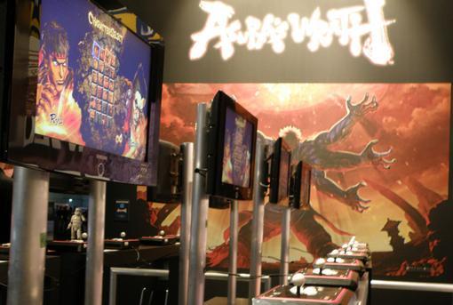 GamesCom 2011. Впечатления. Asura's Wrath - Изображение 2