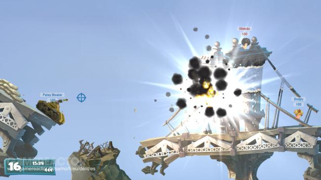 На Gamescom покажут две новых серии Worms - Изображение 3