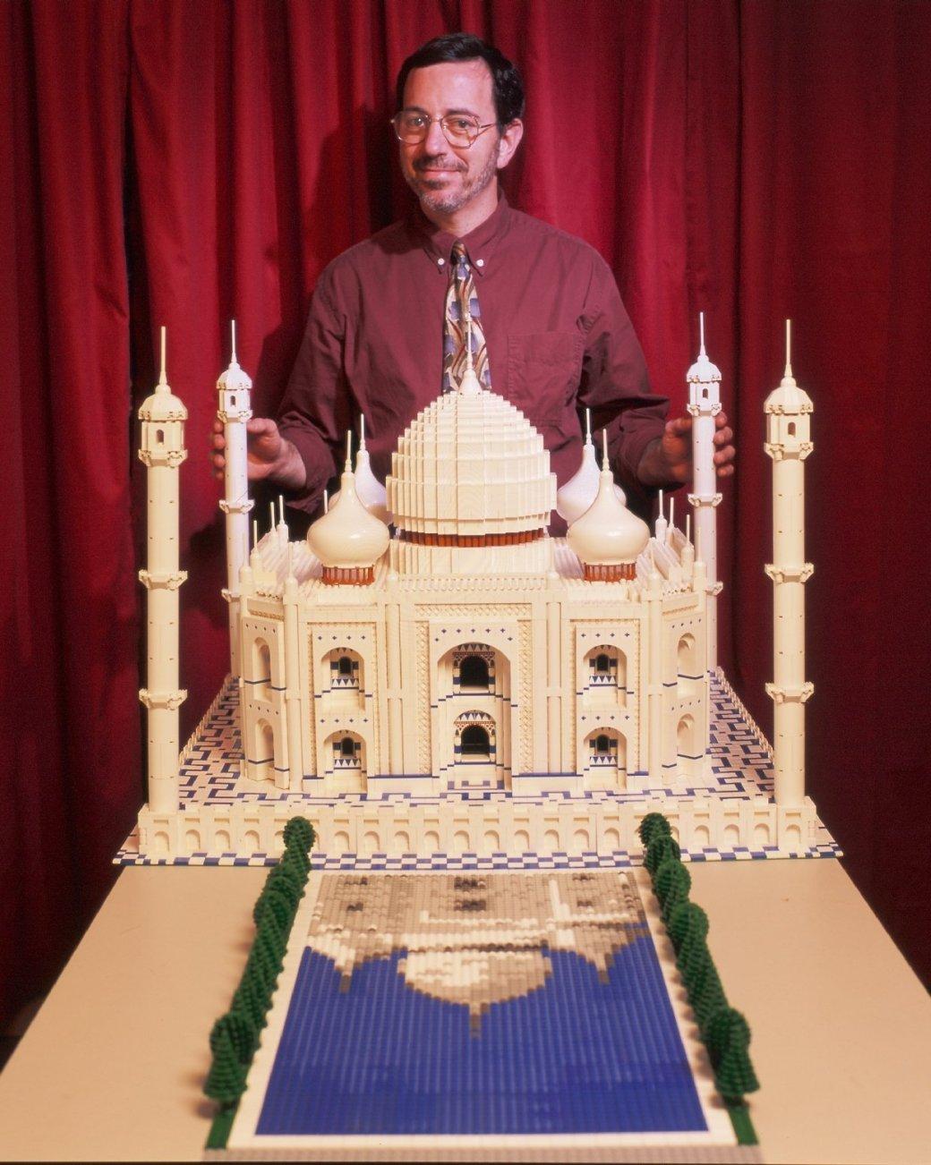 Искусство в кубе: краткий экскурс по миру LEGO - Изображение 5