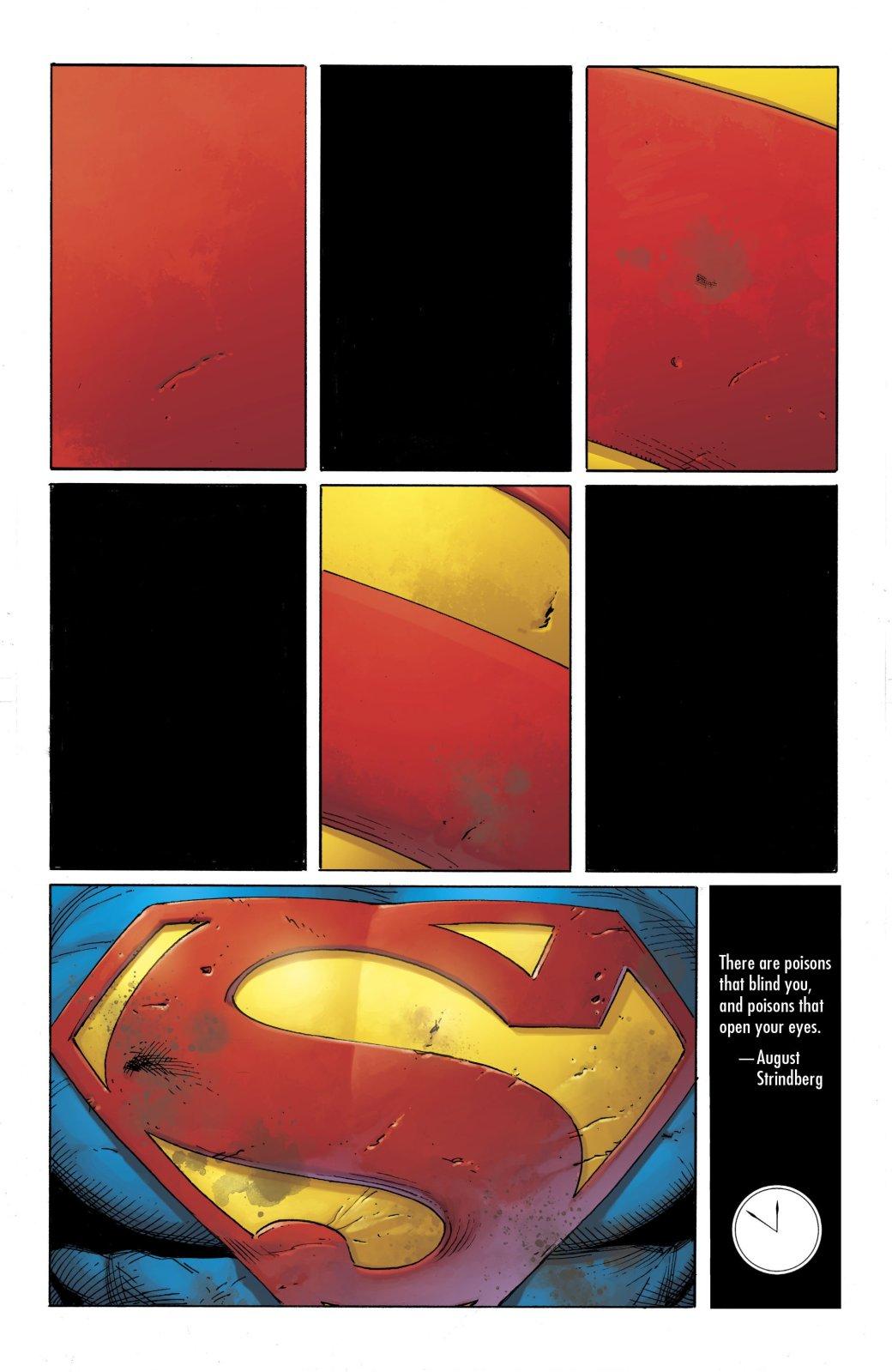 Куда привела Бэтмена и Флэша загадка значка Комедианта? - Изображение 14