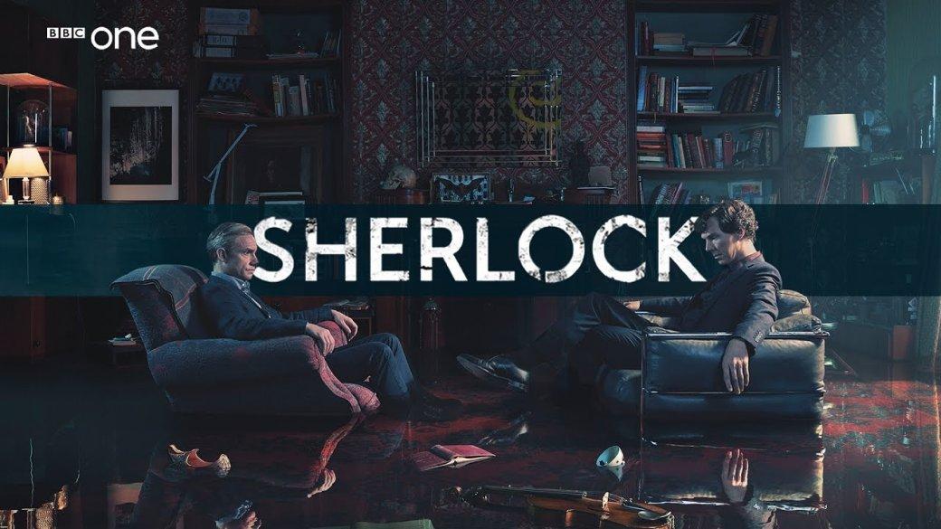 Рецензия на «Шесть Тэтчер», первую серию 4-го сезона «Шерлока». - Изображение 8