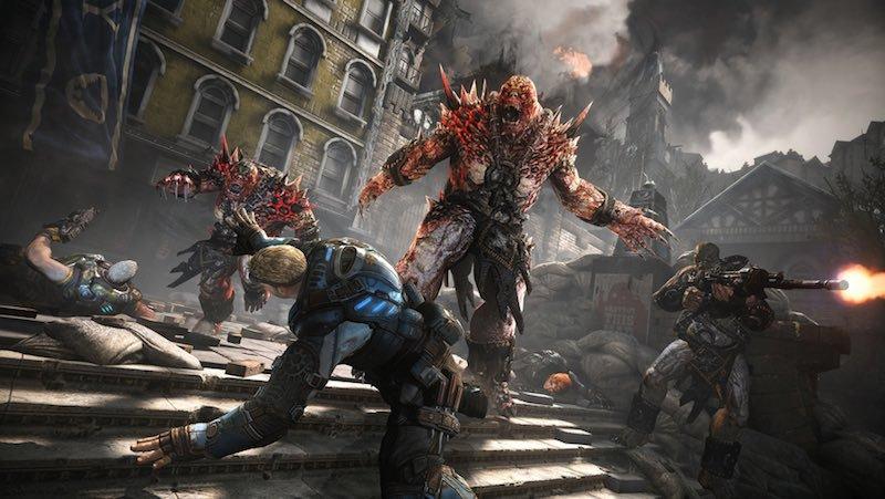 Творческий конкурс Gears of War 4: «Серия Gears of War в одной гифке». - Изображение 3
