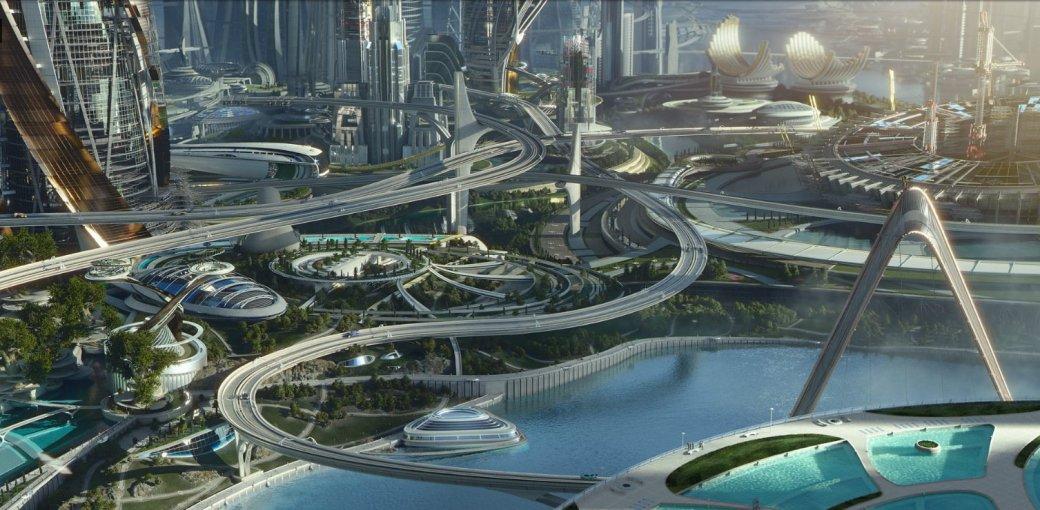 Рецензия на «Землю будущего» - Изображение 4