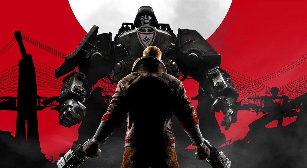 Hail Hydra! А помните Wolfenstein: The New Order? . - Изображение 1