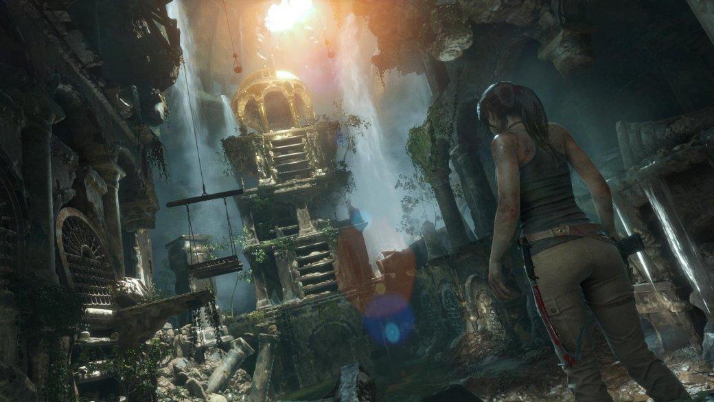 [UPD] «Пробник» Rise of the Tomb Raider вышел на Xbox One, весит 21ГБ - Изображение 1