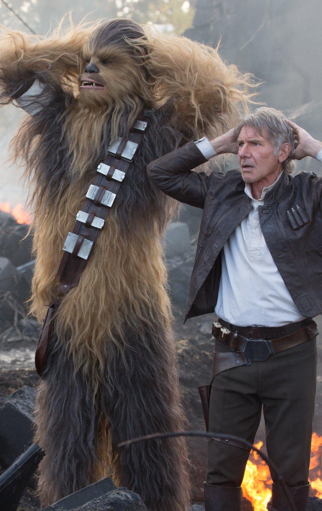 Рецензия на «Звездные войны: Пробуждение Силы». Без спойлеров - Изображение 3