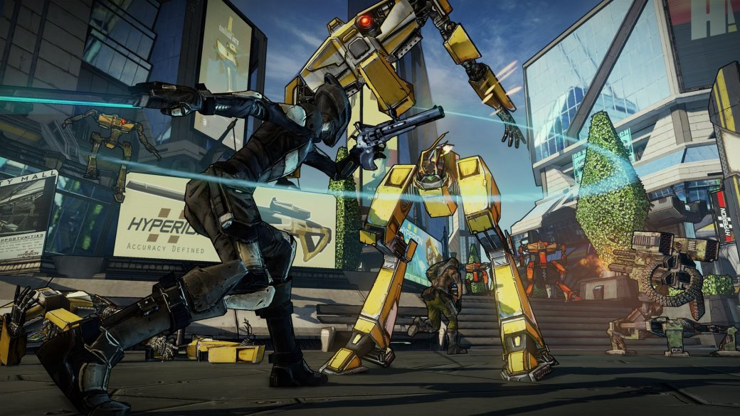 E3: Кадры Borderlands 2 - Изображение 2