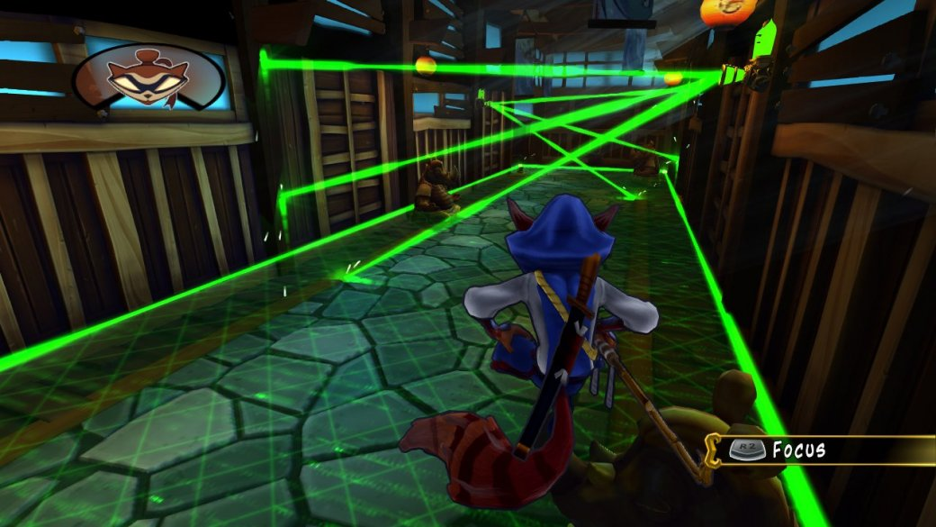 Sly Cooper: Thieves in Time: впечатления - Изображение 1