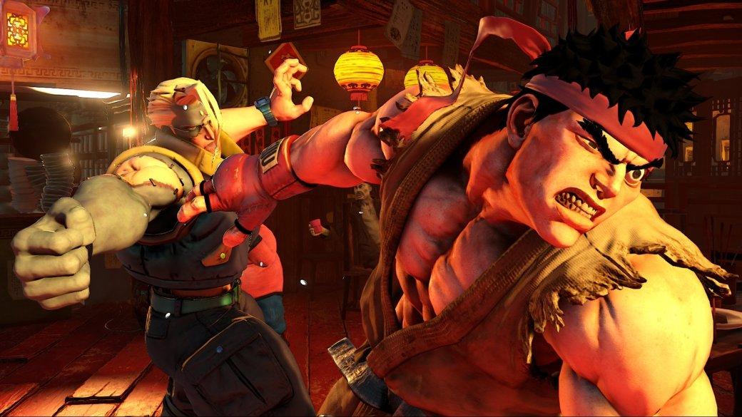 Развитие Street Fighter 5 распланировано до 2020 года - Изображение 1