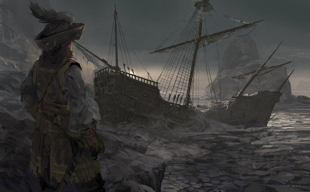 О старом пирате замолвите слово… - Изображение 1