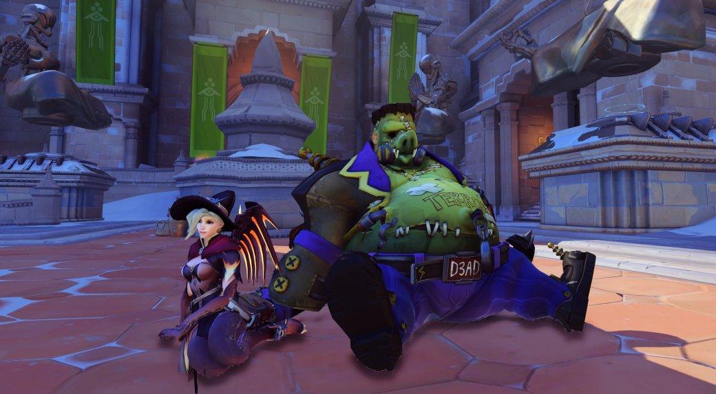 Сравниваем Хэллоуин и Летние Игры в Overwatch  - Изображение 18