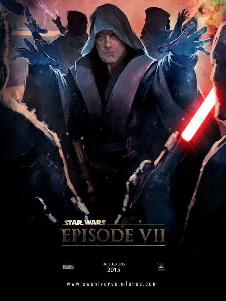 Фанатские постеры Star Wars: Episode VII - Изображение 12