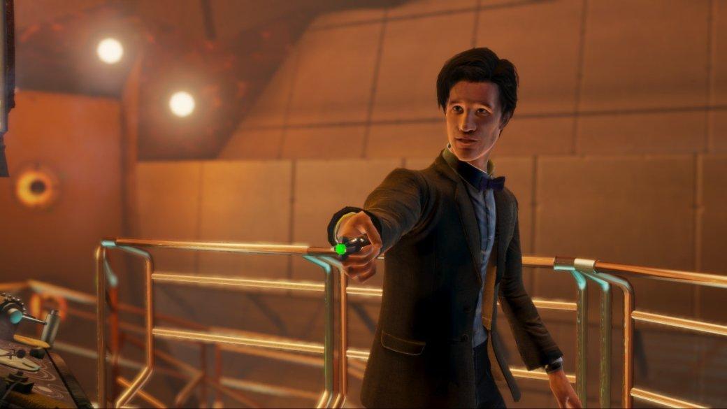 Рецензия на Doctor Who: The Eternity Clock - Изображение 6