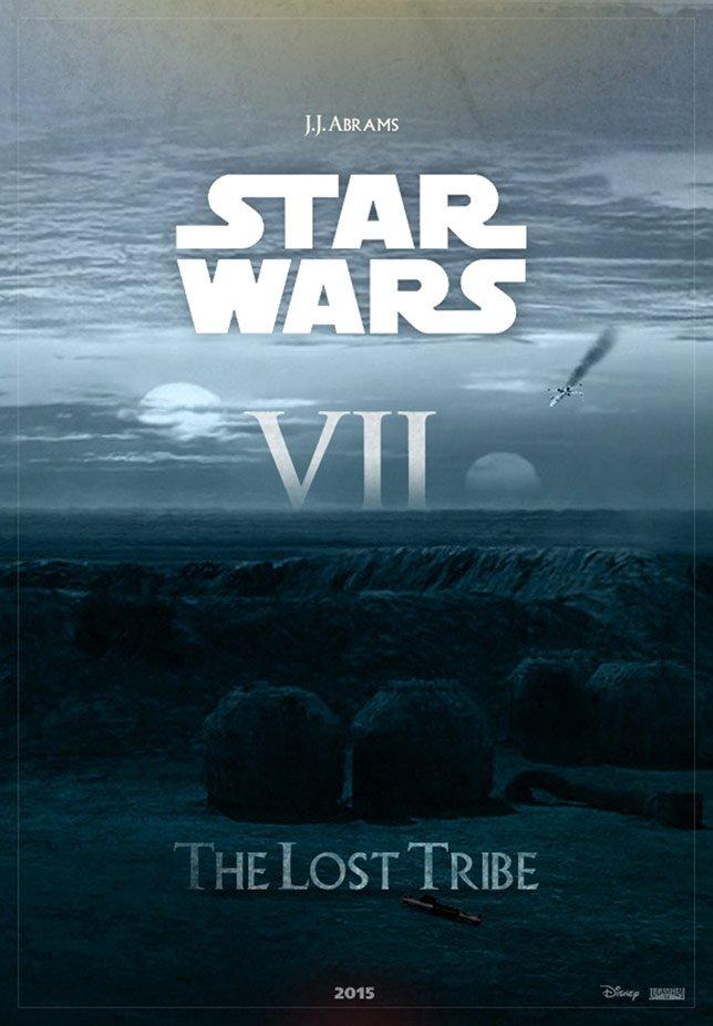 Фанатские постеры Star Wars: Episode VII - Изображение 21