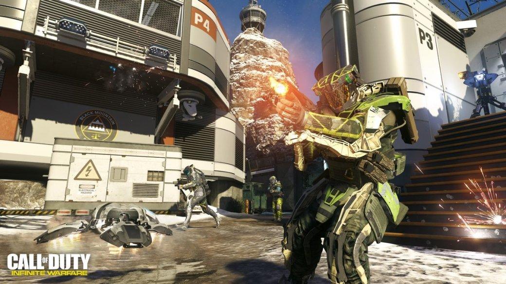 Впечатления от мультиплеера Call of Duty: Infinite Warfare. - Изображение 3