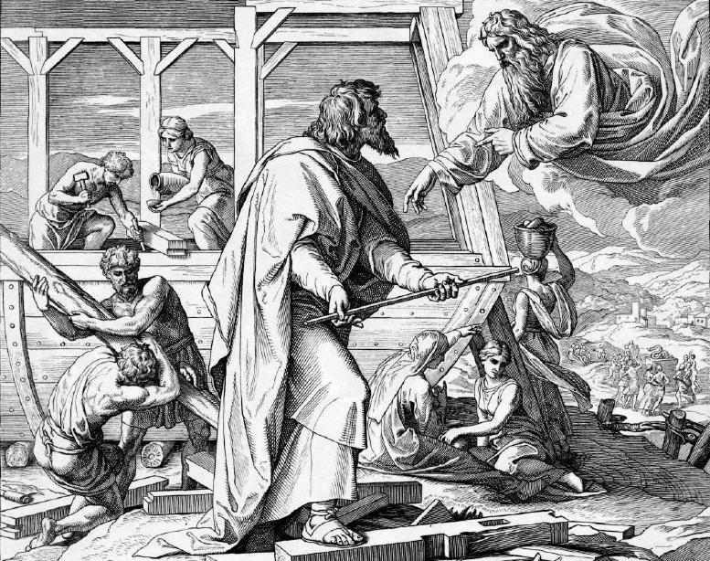 Как пережить ветхозаветный потоп. Инструкция по Библии. - Изображение 7