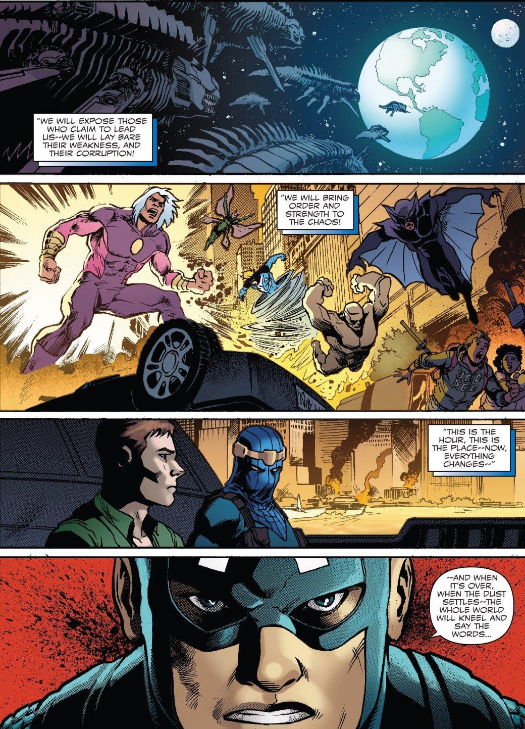Почему изКапитана Америка получился отличный суперзлодей? - Изображение 17
