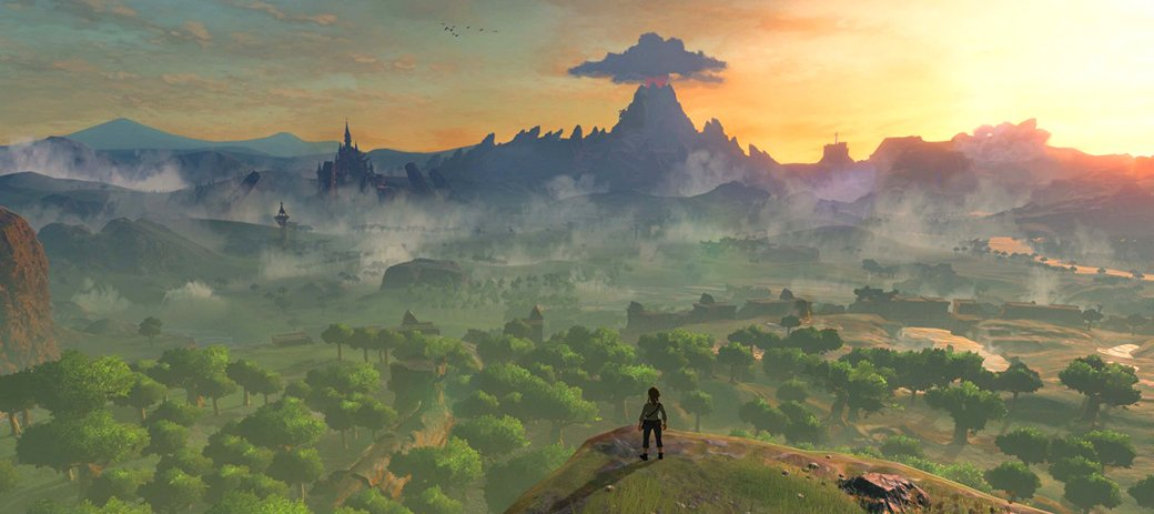 Рецензия на The Legend of Zelda: Breath of the Wild. Обзор игры - Изображение 3