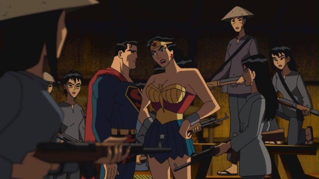 Как начать смотреть полнометражную супергеройскую анимацию. - Изображение 16