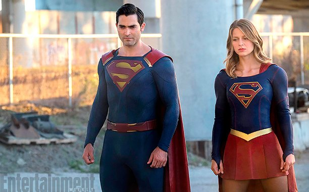 Актер из «Супергерл» объяснил, как ему досталась роль Супермена - Изображение 1