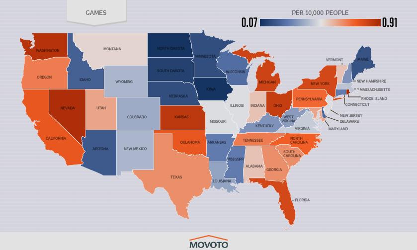 Watch Dogs попала на пиратскую карту США 19 раз - Изображение 2