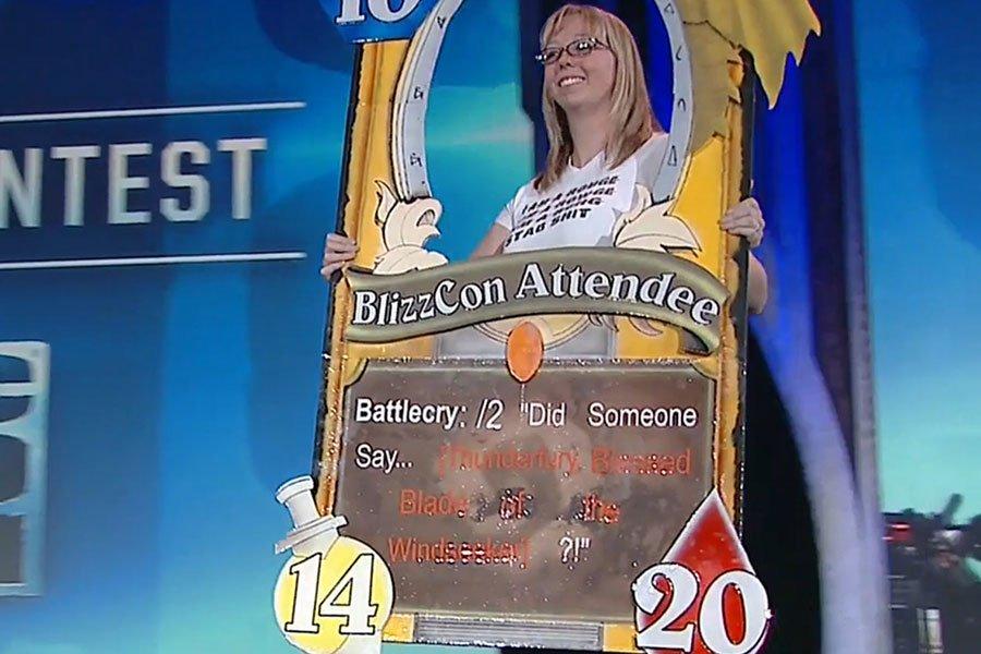 BlizzCon 2014. Конкурс костюмов - Изображение 51