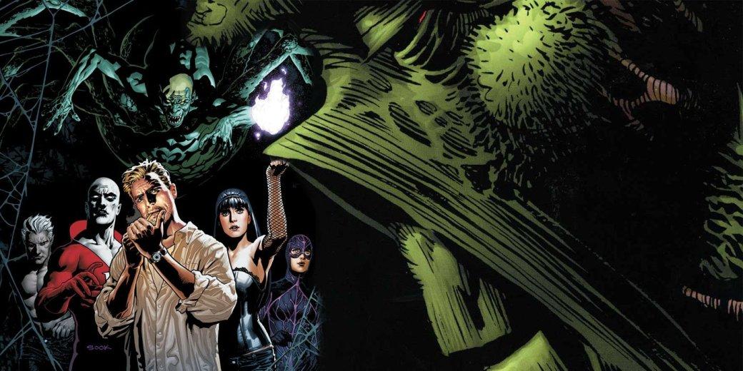 В этом году Warner Bros. может снять еще один супергеройский фильм - Изображение 1