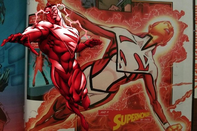 Еще одна загадка DC Rebirth: А был ли Супермен? - Изображение 3