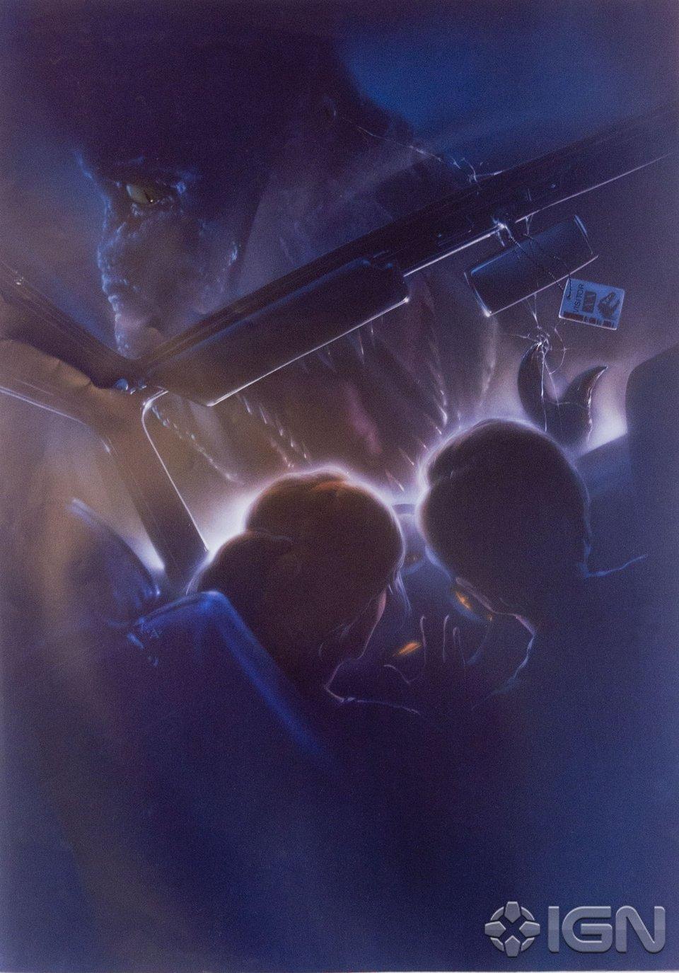 Неопубликованные постеры Джона Элвина - Изображение 26