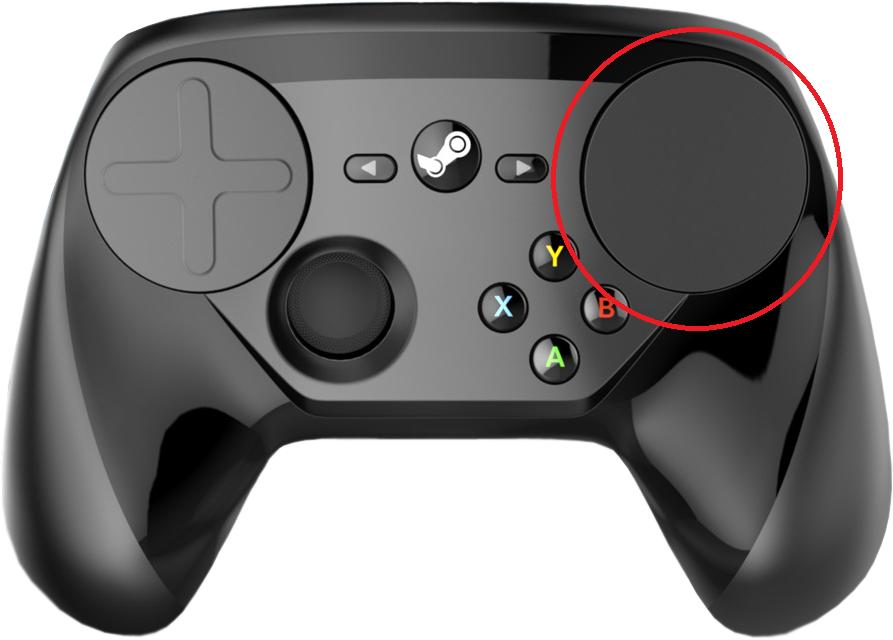 Steam Controller позволяет играть в Skyrim одной рукой - Изображение 2