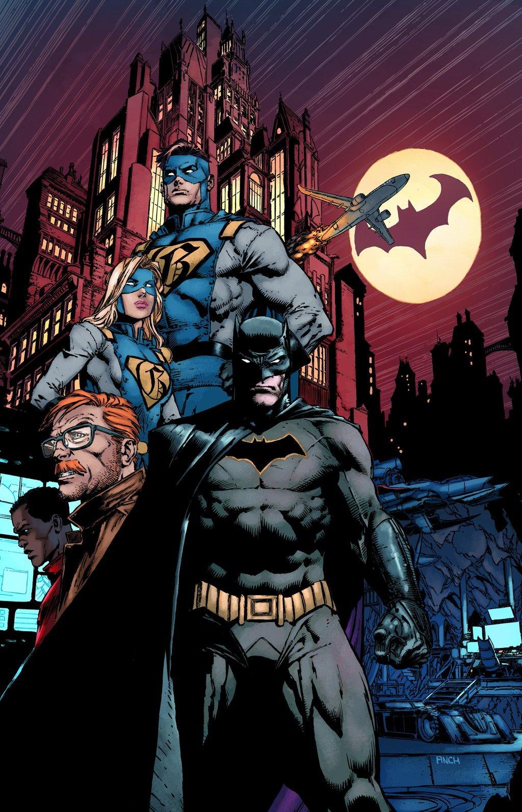 Какие серии DC Rebirth стоит читать? - Изображение 1