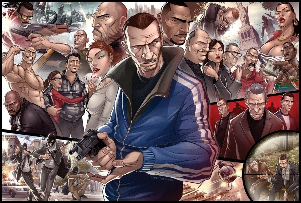 Нормален ли я? BadComedian о серии Grand Theft Auto - Изображение 6