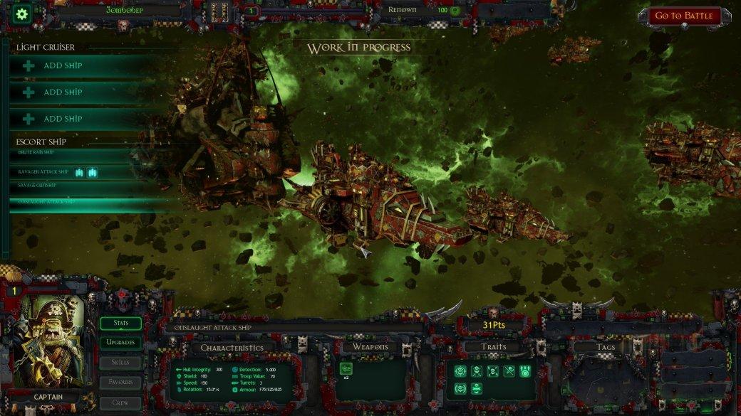 Почему стоит поиграть в Battlefleet Gothic: Armada - Изображение 3