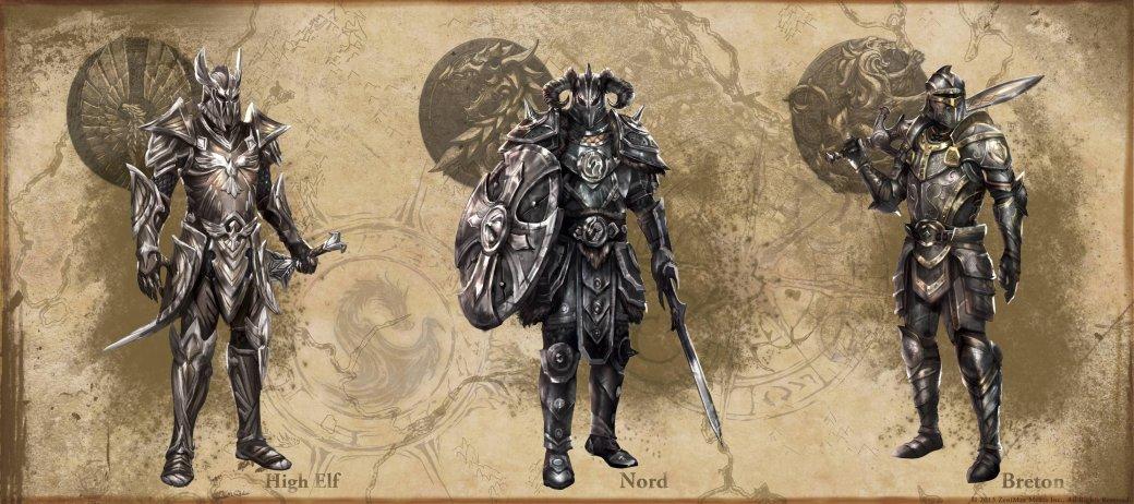 The Elder Scrolls Online. Интервью с Мэттом Фирором - Изображение 7