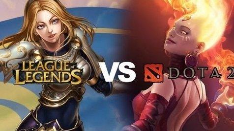 Исследование показало, что Dota 2 куда хардкорнее League of Legends - Изображение 1