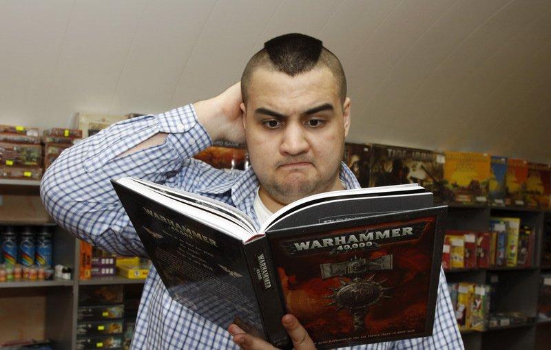 Мультихобби: Warhammer 40.000. - Изображение 5