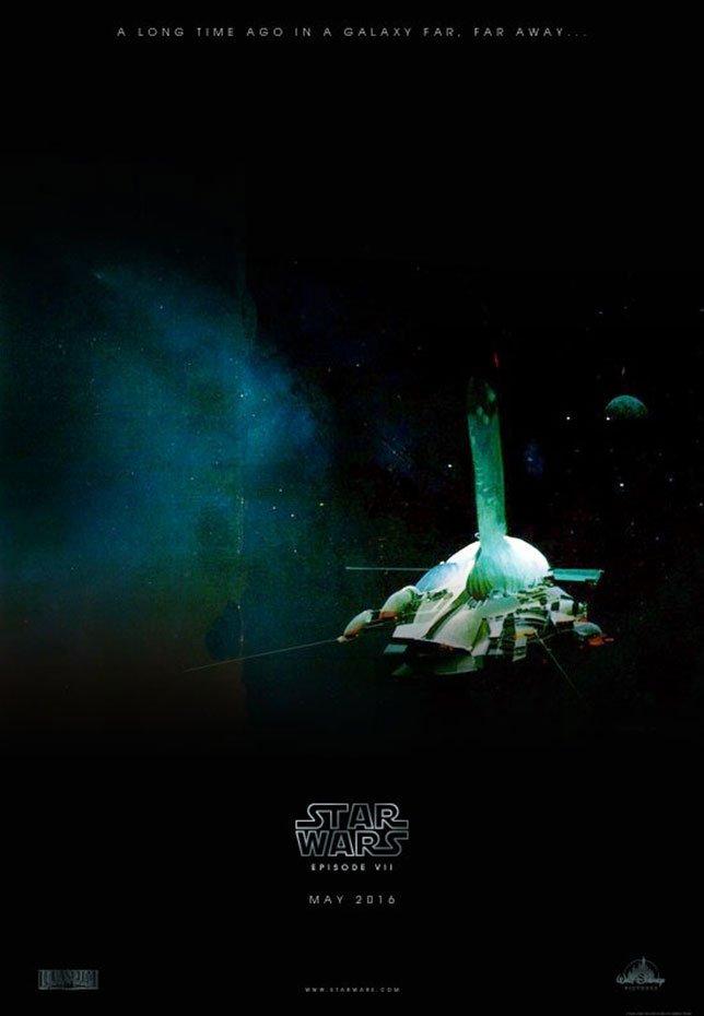 Фанатские постеры Star Wars: Episode VII - Изображение 30