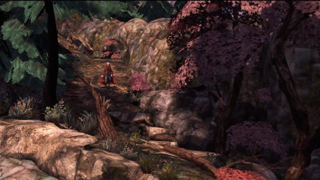Кристофер Ллойд озвучил  Грэхэма в King's Quest: «да, тут я умер» - Изображение 5
