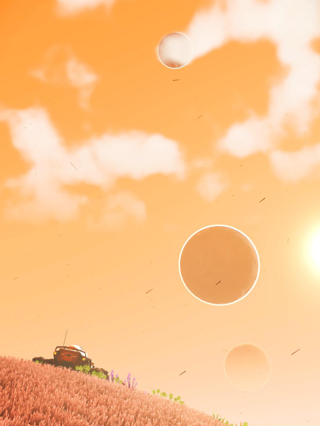 Коллекция потрясающих скриншотов NoMan's Sky, созданных вфоторежиме - Изображение 28