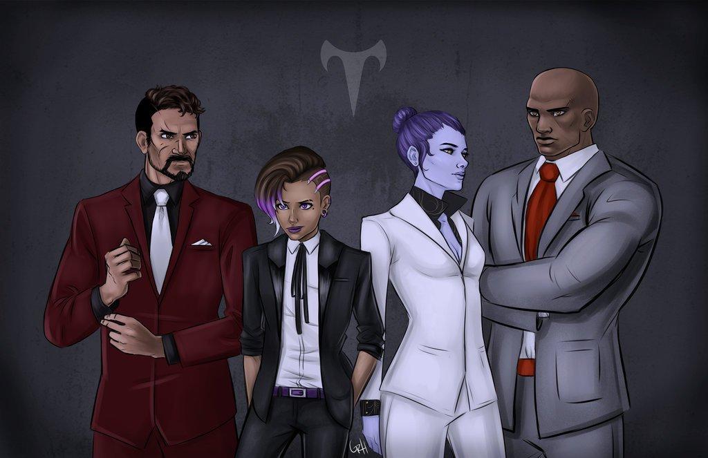 Кулак Смерти (Думфист): подробный разбор нового героя Overwatch. - Изображение 22
