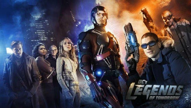 Первый трейлер спин-оффа «Стрелы» и «Флэша» Legends of Tomorrow - Изображение 1