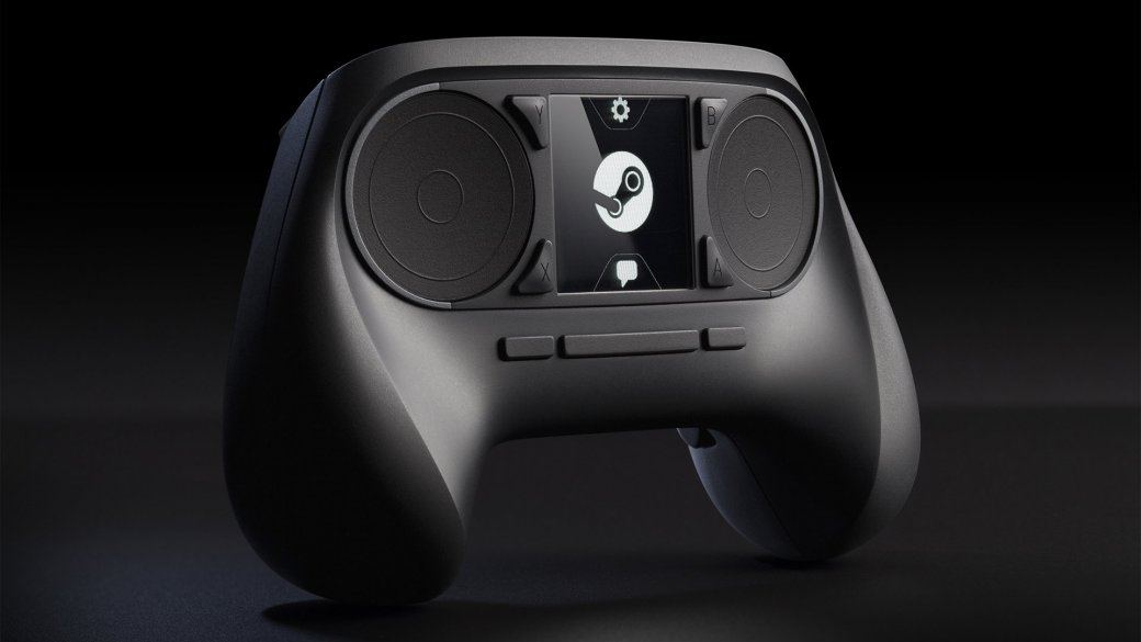 Valve доделала Steam Controller - Изображение 1