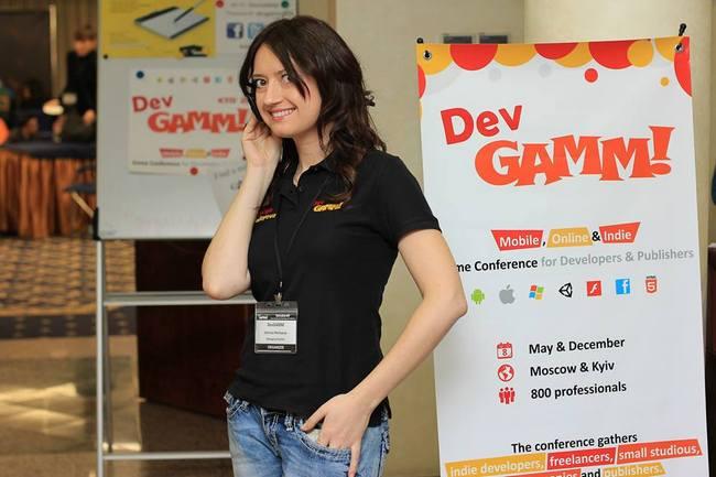 Судьи #GamesJamKanobu: Валерия Маллаева - Изображение 1