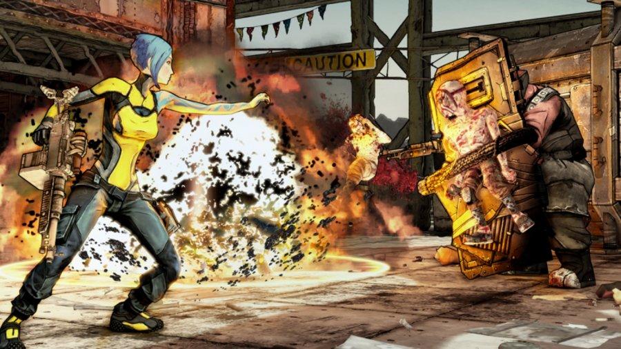 2K Games назвала точную дату выхода Borderlands 2 - Изображение 1